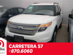 Ford Explorer 2013 Blanco