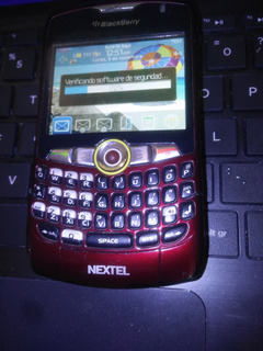 Iden Coleccionable De Motorola Blackberry 8350i