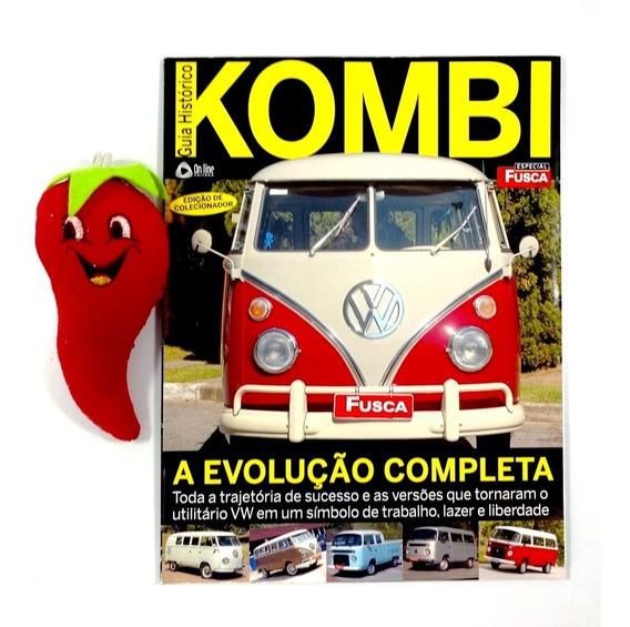 Revista Guia Histórico Kombi (loja Do Zé)
