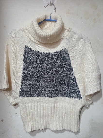 Sweater Poleron Natural