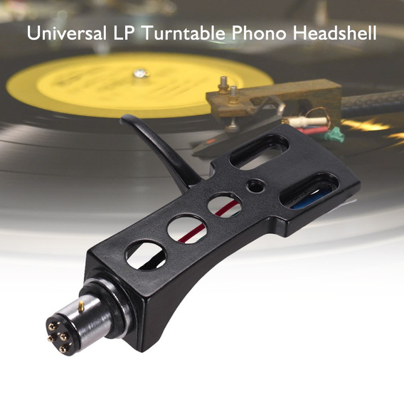Leitor Universal De Discos Lp Disco Girat??rio Phono