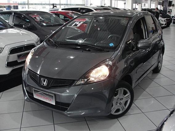 Honda Fit 1.4 Cx Flex Aut. 2014 Completo 65.000 Km Impecável