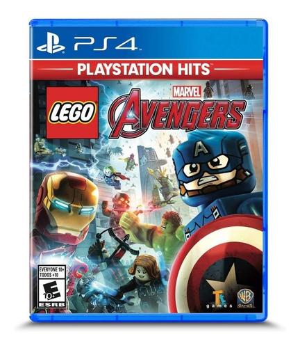 LEGO Marvel's Avengers Standard Edition Warner Bros. PS4 Físico