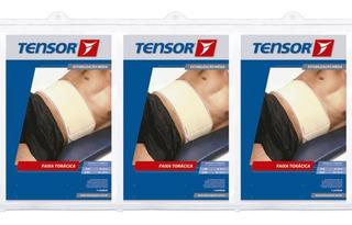 Tensor 3941 Faixa Torácica 25cm P/ M (kit C/03)