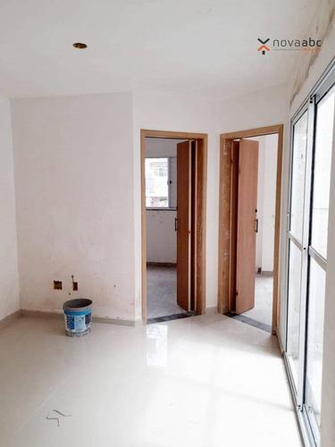 Imagem 1 de 8 de Apartamento À Venda, 36 M² Por R$ 210.000,00 - Vila Amábile Pezzolo - Santo André/sp - Ap3108