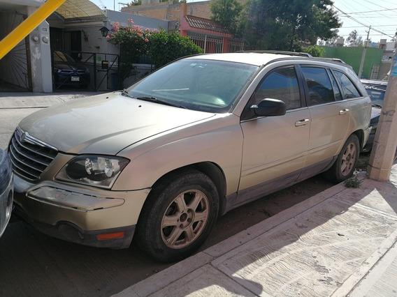 Chrysler Pacifica 2004 Aa Ee Ba Abs Tela Qc 4x2 At