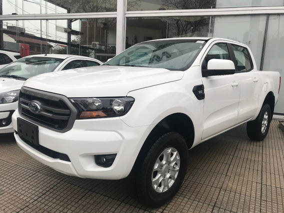 Ford Ranger Xls 3.2 At Cd Tdci 200cv 0km 2020 Stock Físico