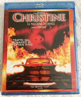 Blu-ray Christine O Carro Assassino - Dublado Bluray New