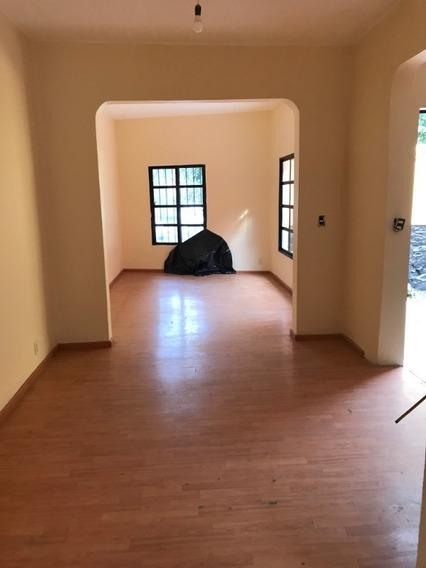 Casa En Renta Remodelada Excelente Ubicación Al Sur De La Ciudad De Mexico