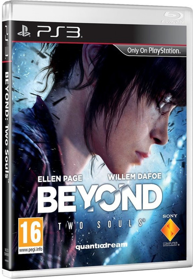 Beyond Two Souls - Ps3 - Midia Fisica - Lacrado