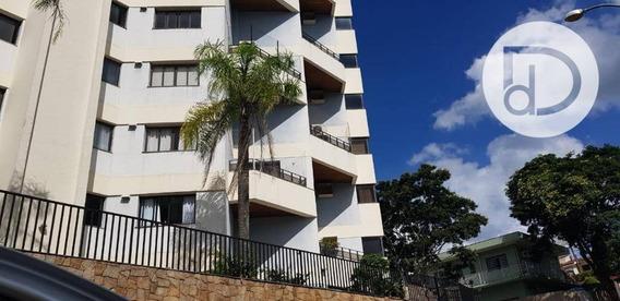 Apartamento Com 4 Dormitórios Para Alugar, 185 M² Por R$ 2.500/mês - Centro - Vinhedo/sp - Ap1528