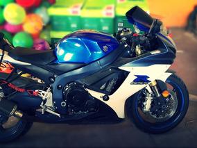 Suzuki 750cc Moto Pista