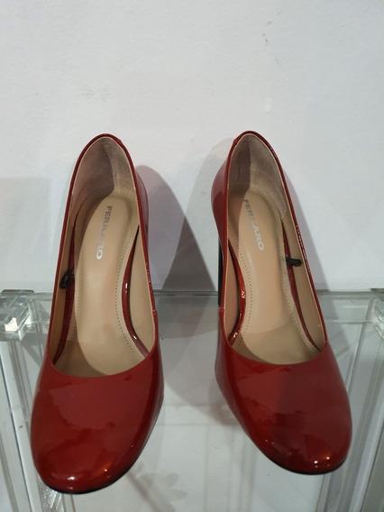 Zapato Charol Ferraro (clb)