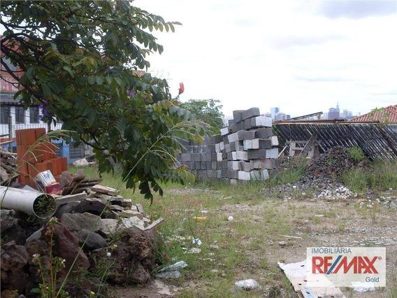 Terreno Comercial Para Locação, Vila Madalena, São Paulo - Te0019. - Te0019