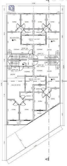 Apartamento Residencial À Venda, Casa Branca, Santo André. - Ap7615