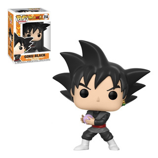 Figura Funko Pop Dragon Ball - Goku Black 314