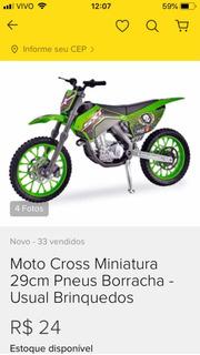 Mini Moto Cros