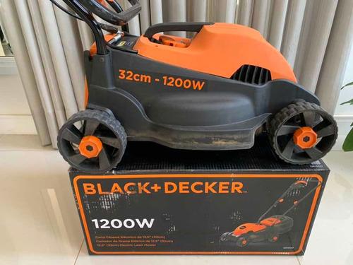 Cortador De Grama Eletrico Black Decker