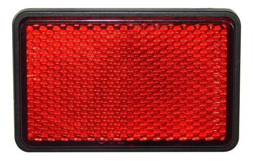 Imagem 1 de 3 de Refletor Olho De Gato Universal Paralama Traseiro Max 125