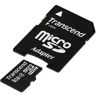 Cartão 8gb Micro Sdhc Classe 4 C/ Adap Sd - Kit 10 Unid