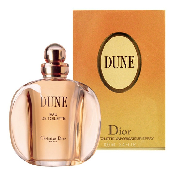 Dune 100 Ml Eau De Toilette Spray De Christian Dior