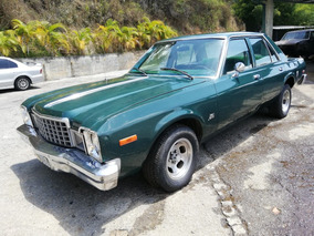 Dodge Aspen Año 1979