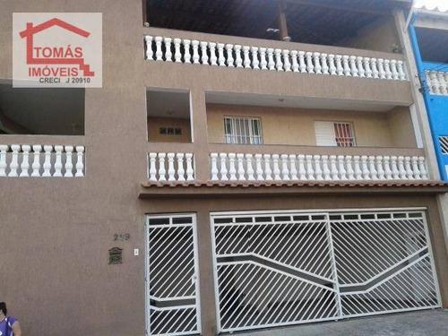 Sobrado Residencial À Venda, Vila Boaçava, São Paulo. - So1378