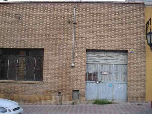 Céntrica Casa De 1 Planta Calle Morelos Zona Centro