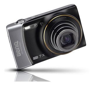 Camara Fotográfica Digital Benq P1410 14mp Zoom Óptico 7x