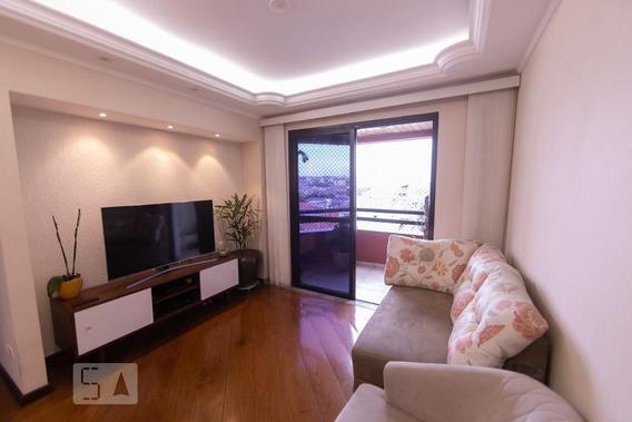 Apartamento No 2º Andar Mobiliado Com 3 Dormitórios E 2 Garagens - Id: 892962360 - 262360