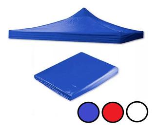 Repuestos De Lonas Para Toldo 3x3 100% Impermeable Colores