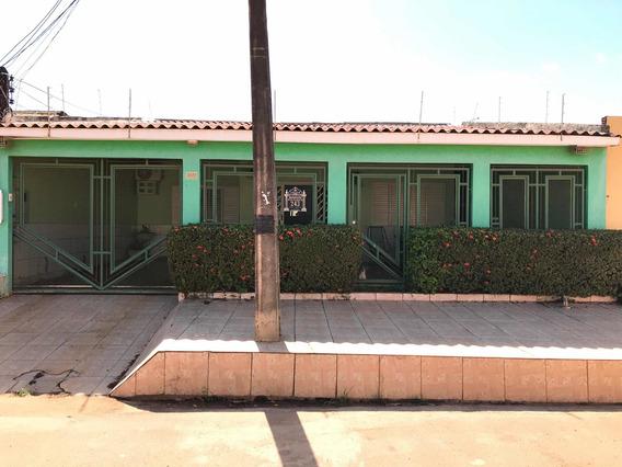 Casa Bem Localizada A 50m Da Jatuarana