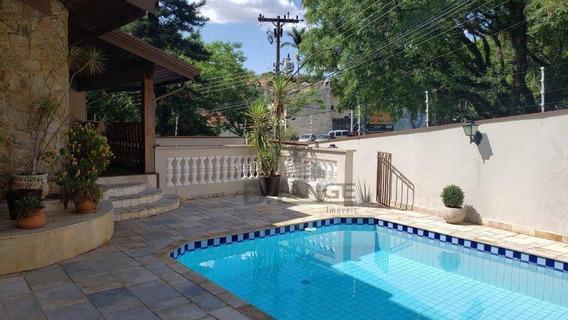 Casa Jardim Guarani, Campinas. 5 Dormitórios - Ca14246