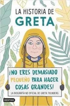 La Historia De Greta ¡no Eres Demasiado Pequeño...