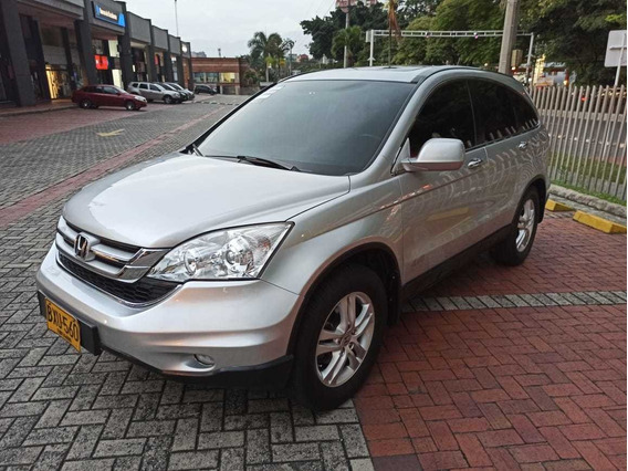 Honda Cr-v Exl At 2.4 4x4 2011