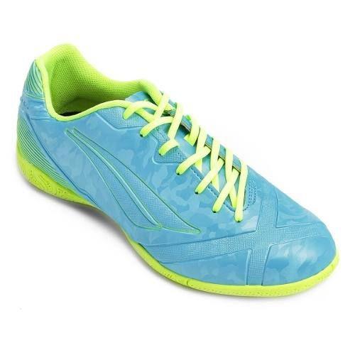 Tenis Futsal Penalty Victoria Rx 8 Adulto Azul Envio Imediat
