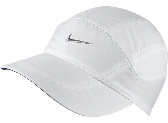 Boné Nike Dri-fit Spiros (branco) #nikerun #nikerunning