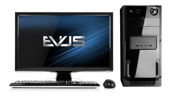 Microcomputador Desktop Evus Modelo Trend
