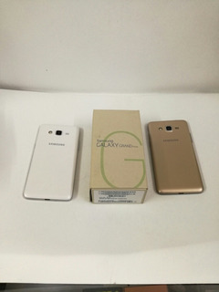 Samsung Galaxy Grand Prime 4g 8 Gb Rom Color Dorado Y Blanco