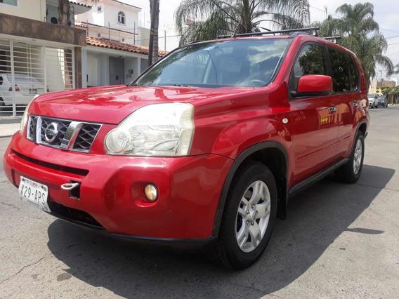 Nissan X-trail 2.5 Slx Lujo At 2008