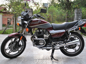 Cb 450 Dx 1990 Com 43.500km Originais
