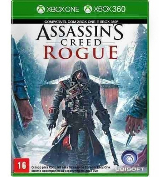 A. C. Rogue - Dublado Midia Fisica Original Lacrado Xbox One