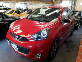 Nissan March 2014 1.6l Sr Mt Aa Ee Cd Nav Rines