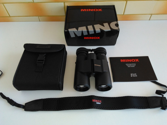 Binoculo Minox 10 X 42