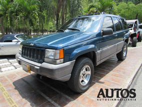 Jeep Grand Cherokee Laredo Cc 5200 At 4x4
