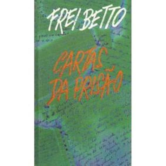 Livro - Literatura Brasileira - Cartas Da Prisão