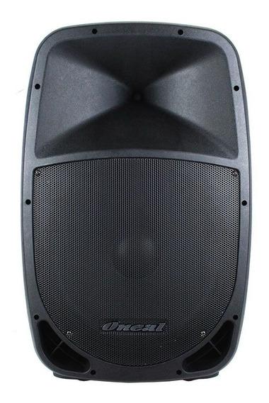 Caixa De Som Acústica Passiva Oneal Ob1112 275w Falante 12
