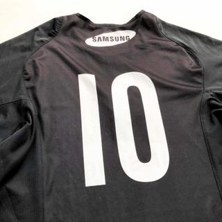 Camisa Fiorentina Home Morfeo - Mizuno - 2001/02 - Gg