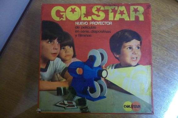 Proyector De Peliculas Juguete Golstar