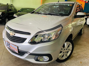 Chevrolet Agile Hatch Ltz 1.4 8v (flex) 4p 2020